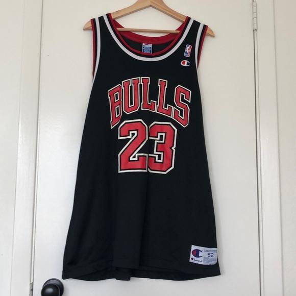 info for dc133 cf873 Vintage Chicago Bulls Michael Jordan Jersey #23
